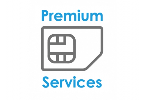 Premium services for EU countries - 1 year