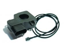 Hall probe sensor for leisure battery current measurement